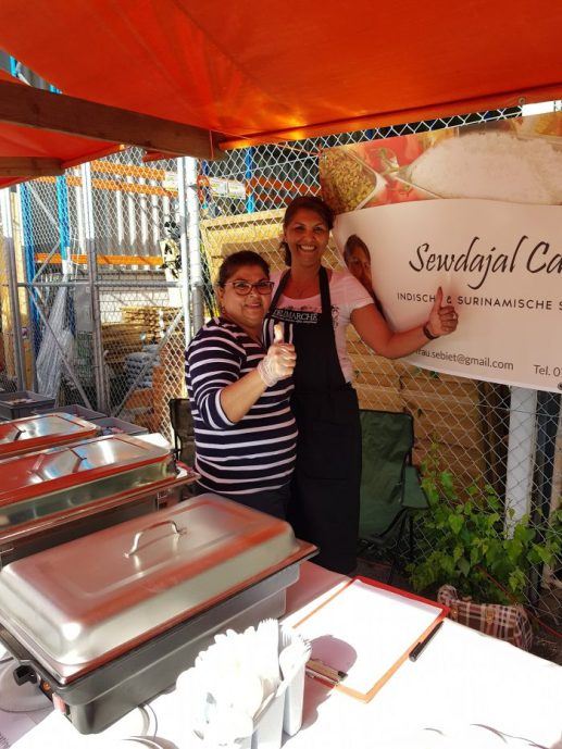sewdajal catering, catering, essen online, party service, surinaams