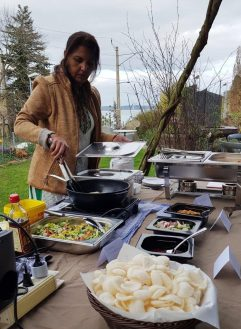 Catering am Untersee
