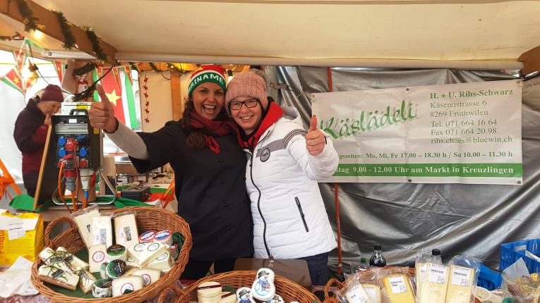 Weihnachtsmarkt Ermatingen